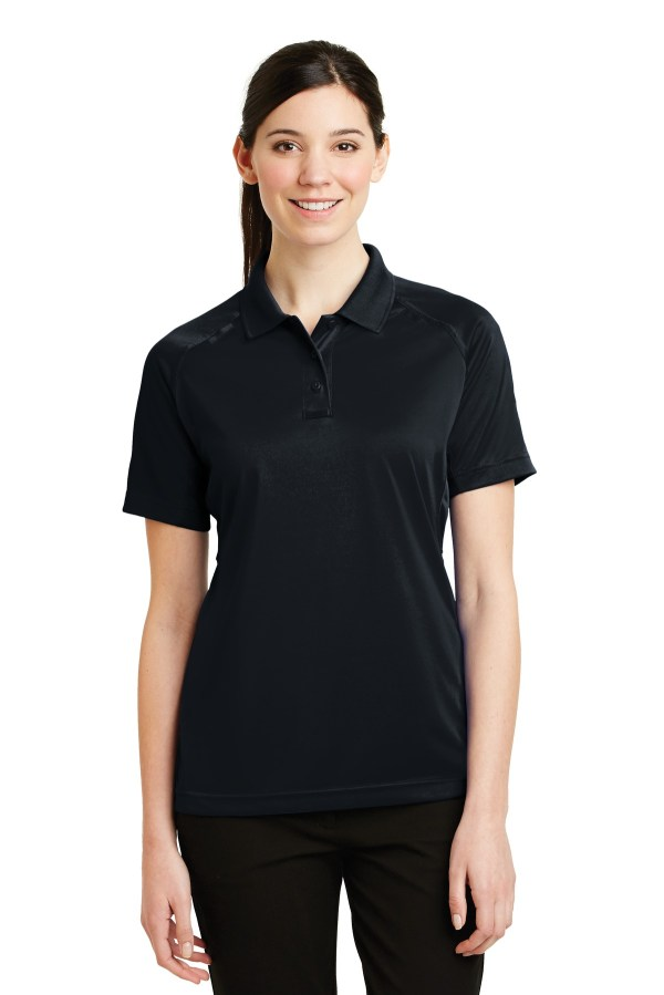 CornerStone - Ladies Select Snag-Proof Tactical Polo. CS411