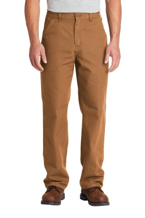 Carhartt  Washed-Duck Work Dungaree. CTB11