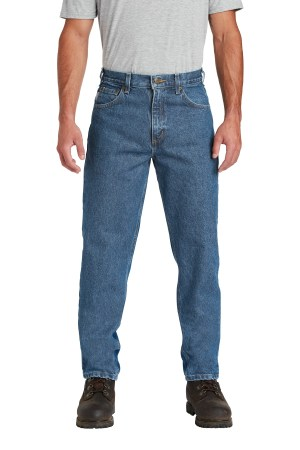 Carhartt  Relaxed-Fit Tapered-Leg Jean . CTB17