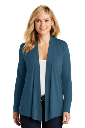 Port Authority Ladies Concept Open Cardigan. L5430