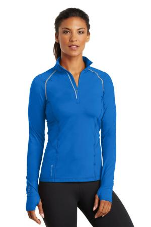 OGIO ENDURANCE Ladies Nexus 1/4-Zip Pullover. LOE335