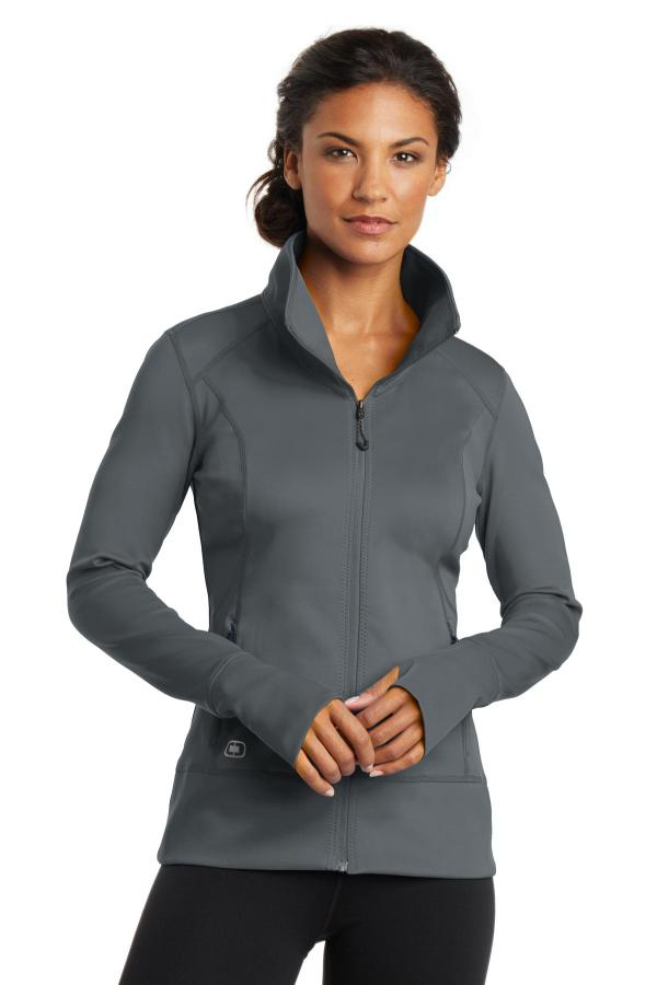 OGIO ENDURANCE Ladies Fulcrum Full-Zip. LOE700