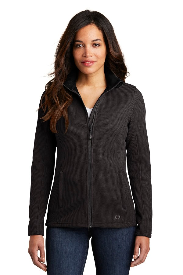 OGIO  Ladies Grit Fleece Jacket. LOG727