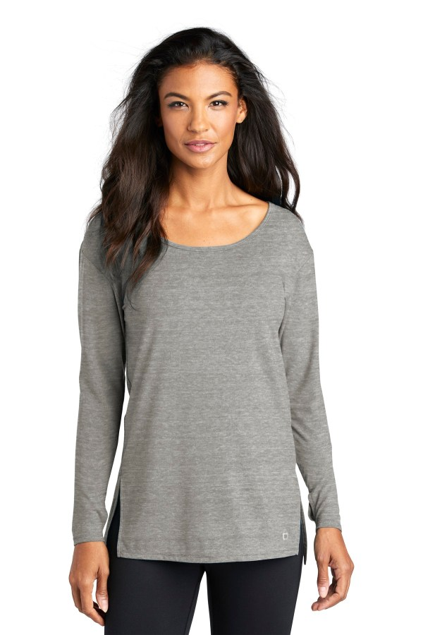 OGIO  Ladies Luuma Long Sleeve Tunic. LOG802