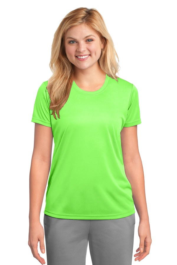 Port & Company Ladies Performance Tee. LPC380