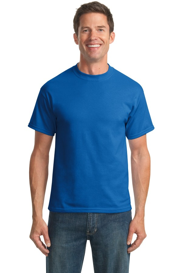 Port & Company Tall Core Blend Tee. PC55T