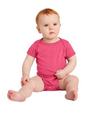 Rabbit Skins Infant Vintage Fine Jersey Bodysuit . RS4424