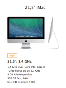 Eintiegs-iMac_2014-Applestore