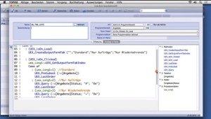 Topix-customizing Editor, Quelle: TOPIX AG