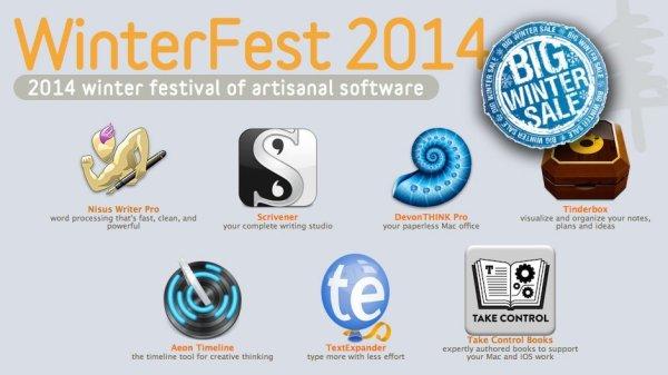 WinterFest Rabattaktion. Quelle: Eastgate via DEVONthink