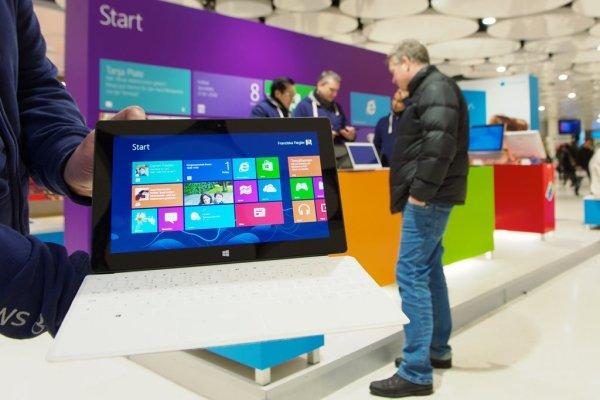 Windows RT. Quelle: Microsoft