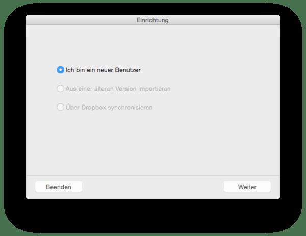 Rechnungsprogramme am Mac: GrandTotal 3 – in wenigen Schritten konfiguriert