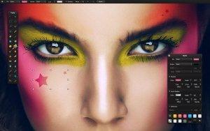 Pixelmator App Screenshot. Quelle: Pixelmator Team via App Store (Apple)