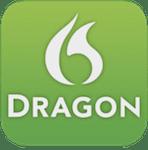 Icon Dragon Dictate für Mac. Quelle: www.nuance.de / Mac App Store