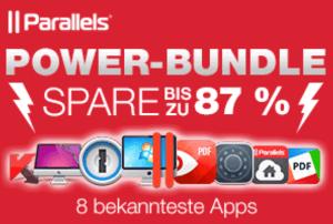 8 Apps gratis zu Parallels Desktop für Mac dazu erhalten. Quelle: Parallels