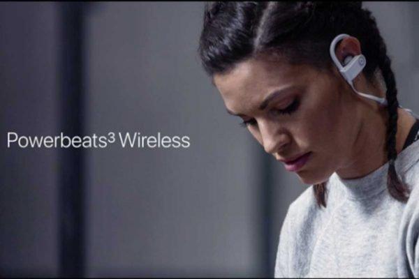 BEATS Zubehör mit Features der neuen AirPods Headsets für das iPhone 7. Quelle: Apple.com