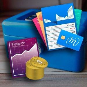 Banking Programme für Mac im Test – iFinance gegen MoneyMoney