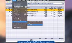 TOPIX integriert ZUGFeRD-Standard für elektronische Rechnungen am Mac