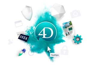 4D Mac Business-Software Datenbank-System Version 17 mit ORDA