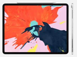 Apple iPad Pro 2018. Quelle: Apple