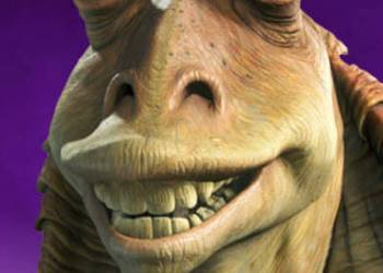 Jar Jar - Creative Genius or complete moron?