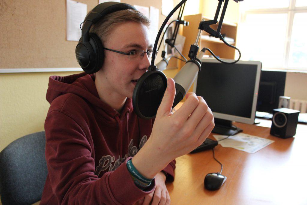 Bendix Lippe - Schulradio