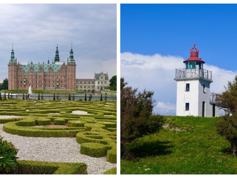 Ausflugsziele in Nordseeland: Hillerød und Hundested – lohnt es sich?