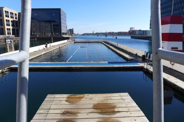 Hafenschwimmbad am Fisketorvet