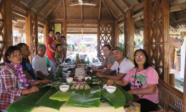 Boodles Fight im Isdaan Floating Restaurant