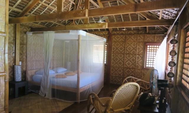 Bedroom Maison Ulysses im Les Maison D' Itac