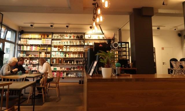 coffeedesk 1. das wohl stylischste Café in Kolberg