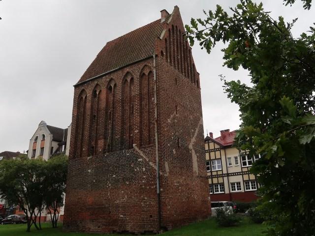 Der Luntenturm in Kolberg