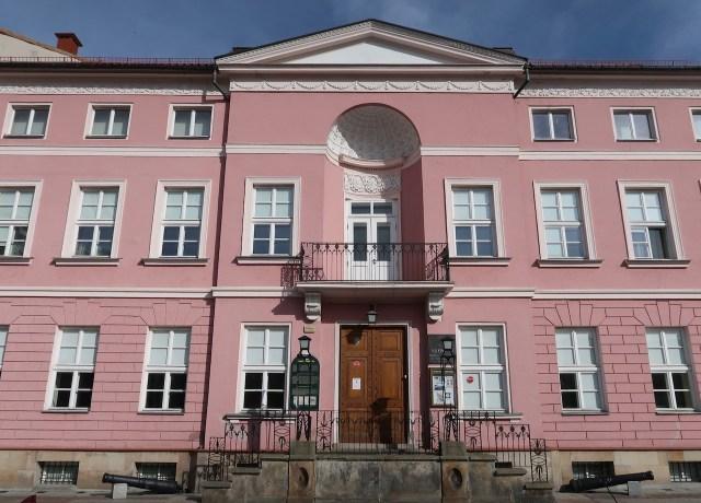 Das Braunschweiger Haus in Kolberg Innenstadt