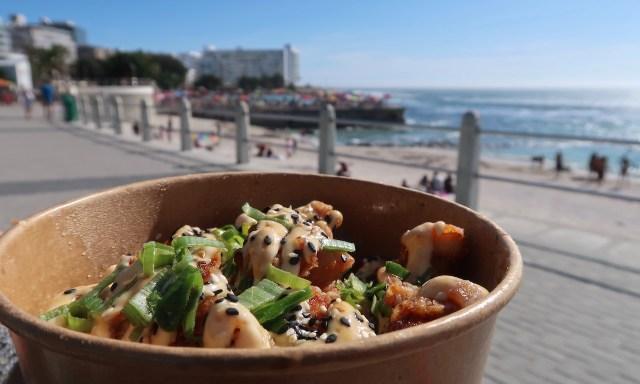 Seapoint Promenade mit Food aus dem Mojo Market