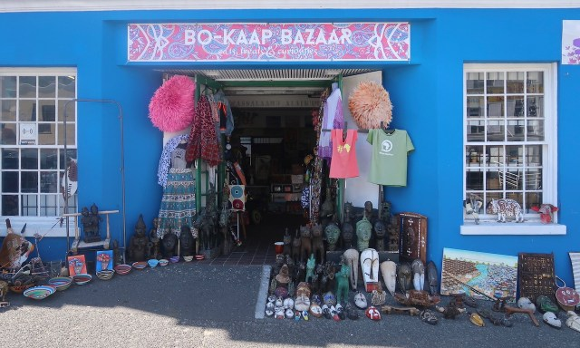 Der Bo-Kaap Bazar