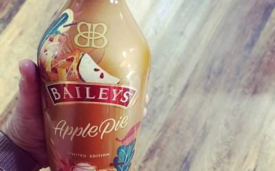 New Bailey's Apple Pie and Bridge 99 Intolerant IPA