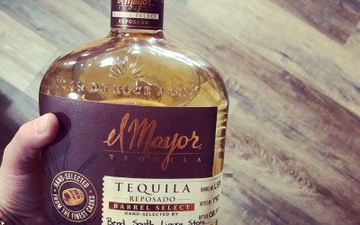Store Barrel Pick – El Mayor Reposado!