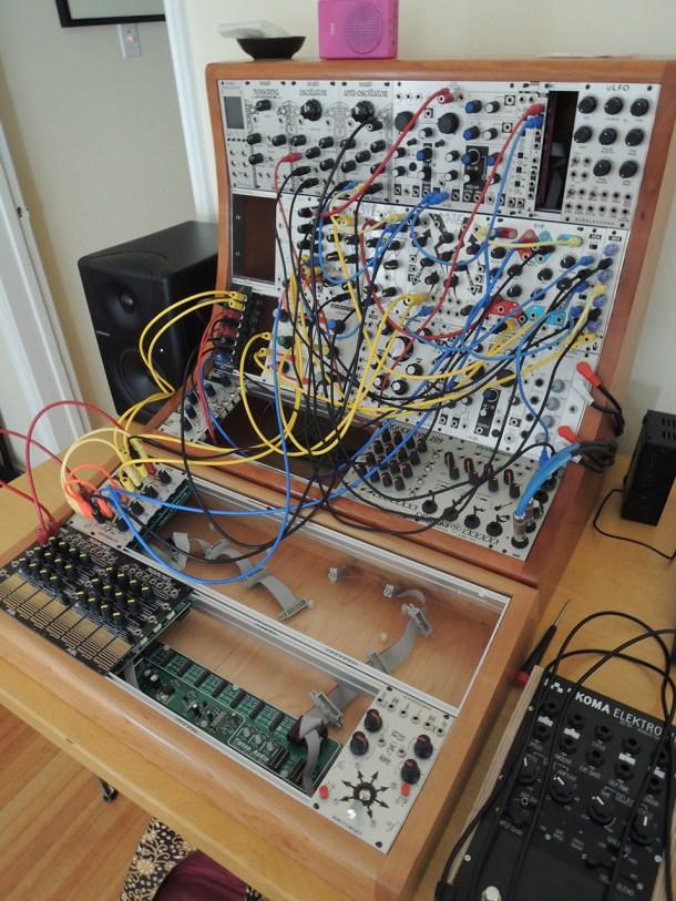 Eurorack Synthesizer