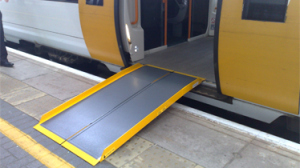Train Ramp