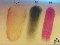 Look Incredible Swatches