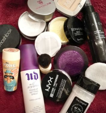 Setting and Finishing Products