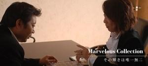 【Marvelous Collection】得もいえぬ美しさタンザナイトリング&モンサンミシェルの夕暮れマベピアス。