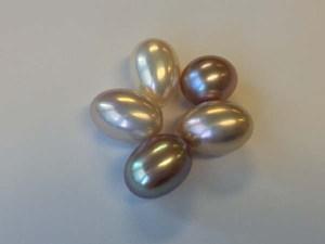 食べたいくらい綺麗な湖水真珠がサロンに