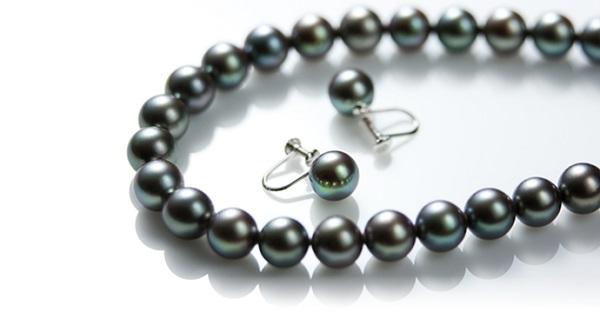 弔事装い正しい真珠3