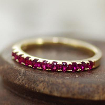 誕生石 婚約指輪 5万円以下 オススメ 7