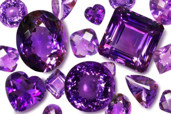 2月誕生石アメシストアメジスト紫水晶2