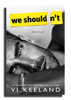 we shouldn't