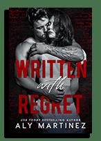 written with regret