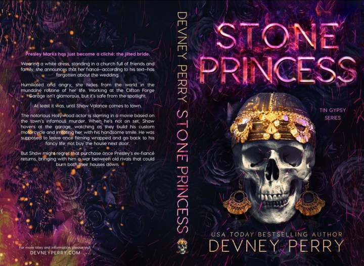 Stone Princess full jacket