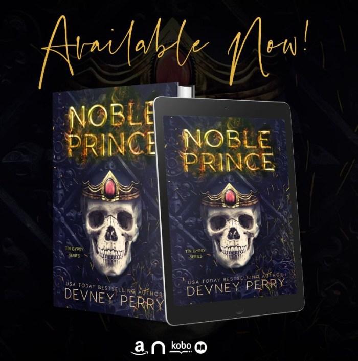 NoblePrince-availnow